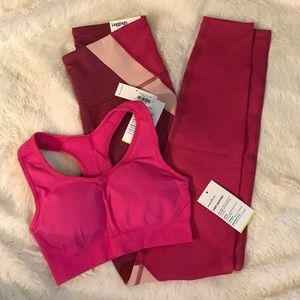 NWT Old Navy Workout Set